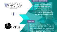 New GROW Hub announcement - 3Faktur GmbH