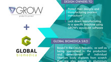 New GROW Hub Announcement - GLOBAL Biomedica
