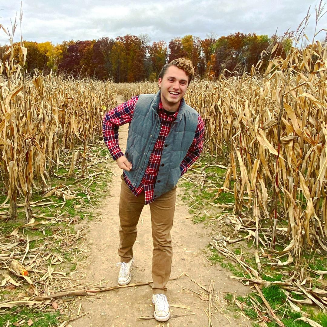 Corn Maze Day