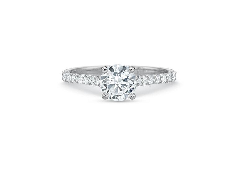 Finesse Diamond Engagement Ring