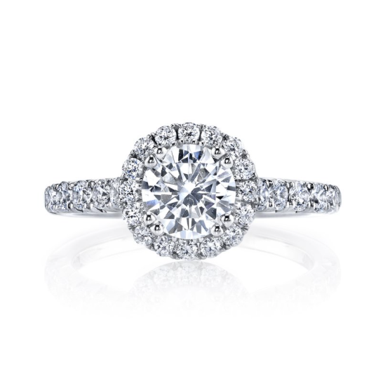 Ever After Halo Engagement Ring Setting
