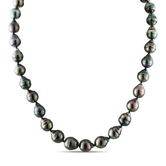Tahitian Circle Pearl Necklace