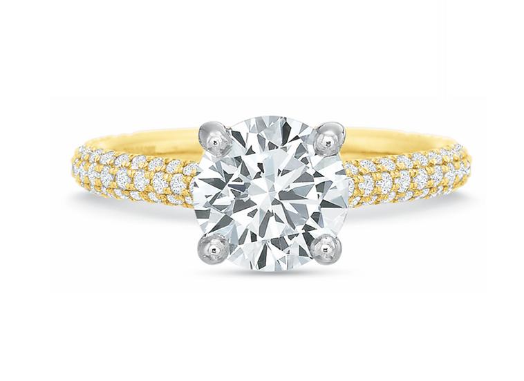Vanessa Diamond Engagement Ring
