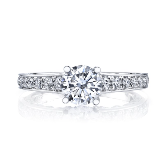 Royal Estate Engagement Ring Setting