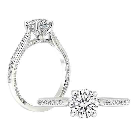 Diamond Engagement Ring Setting