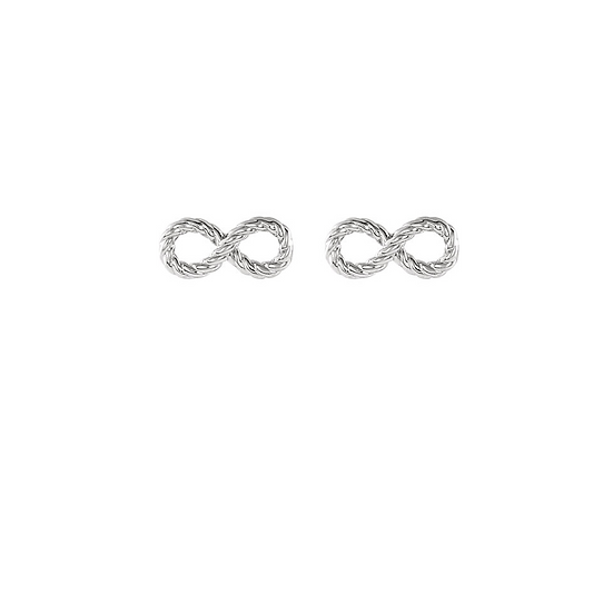 Infinity Rope Earrings