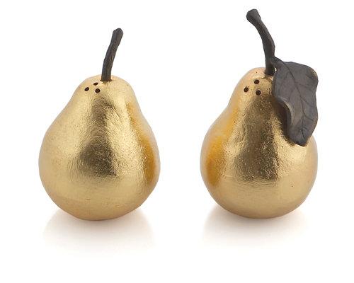 Pear Salt & Pepper Set