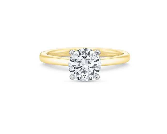 Desiree Solitaire Engagement Ring Setting