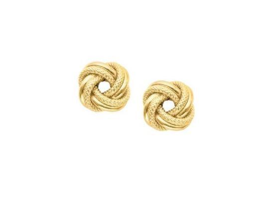 Love Knot Earrings. TC440450K