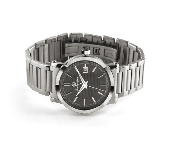 Montegrappa Parola Steel Watch