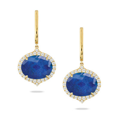 Royal Lapis Earrings