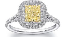 Fancy Yellow Diamond Rings