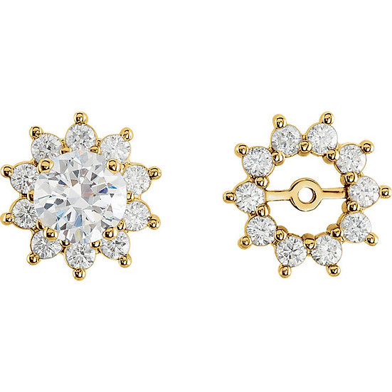 Diamond Cluster Jackets