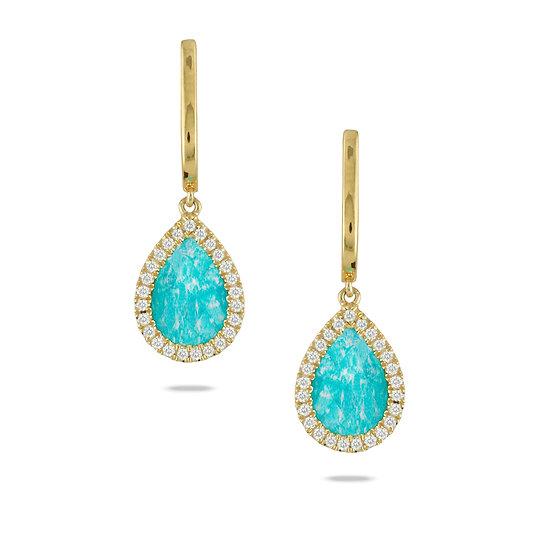 Amazon Breeze Earrings