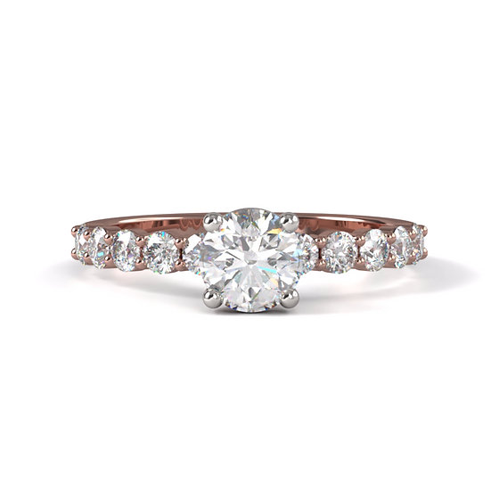 Clarette Diamond Engagement Ring