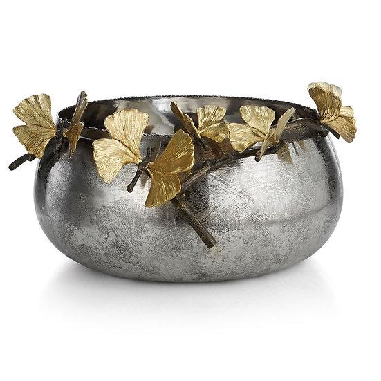 Butterfly Ginkgo Bowl