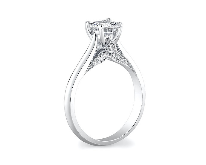 Clarette Engagement Ring Setting