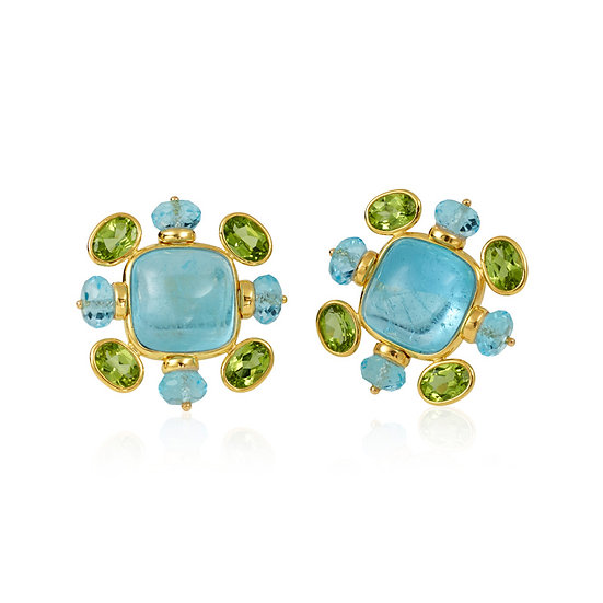 Serendipity Gemstone Earrings