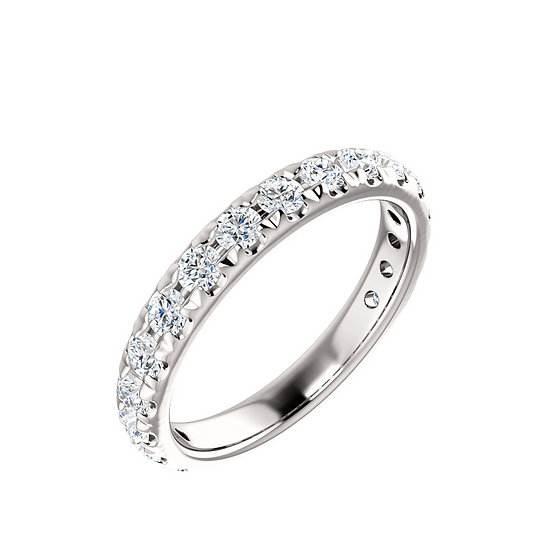 1ctw Diamond Wedding Ring
