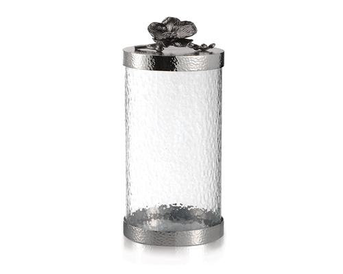 Black Orchid Canister Large