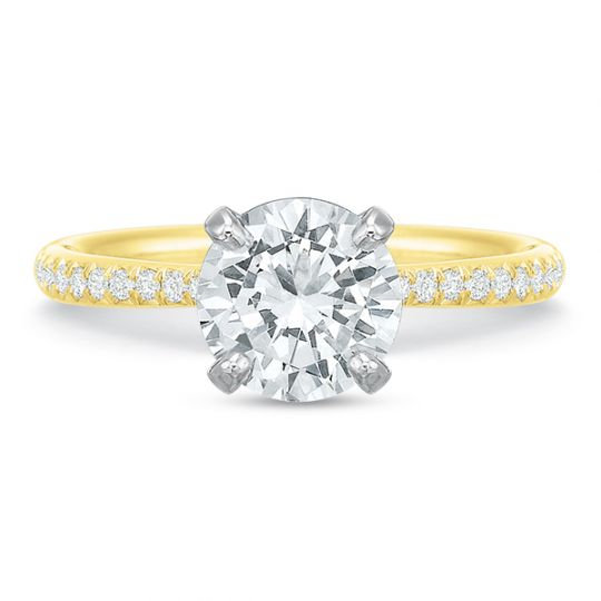 Juliet Diamond Engagement Ring