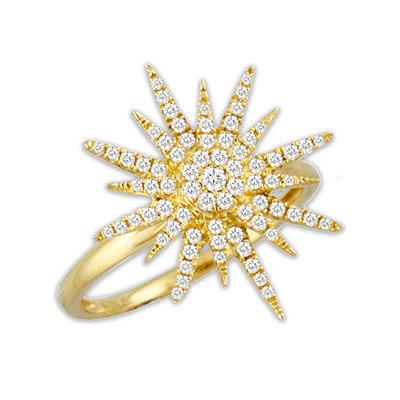 Diamond Celestia Ring
