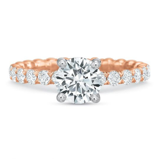 Riviera Engagement Ring Setting
