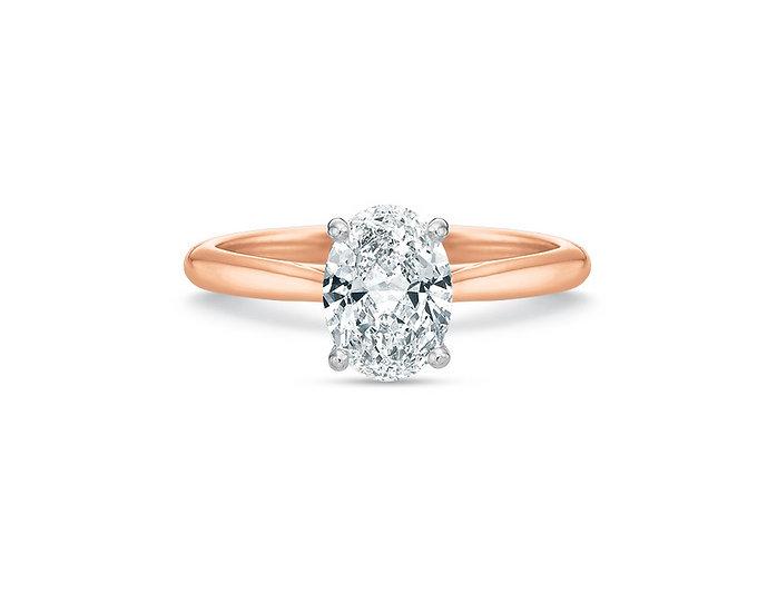 Valentina Rose Engagement Ring Setting