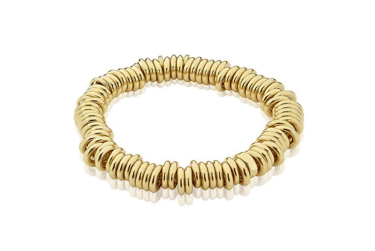 Yellow Gold Links Bracelet
