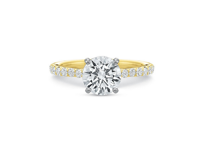 Juliet Engagement Ring Setting