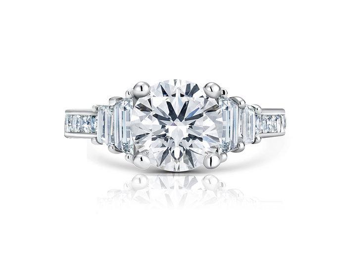 Madison Engagement Ring Setting