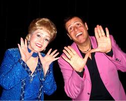 Stephen Sorrentino& Debbie Reynolds