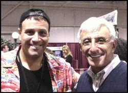 Jamie Farr and Stephen