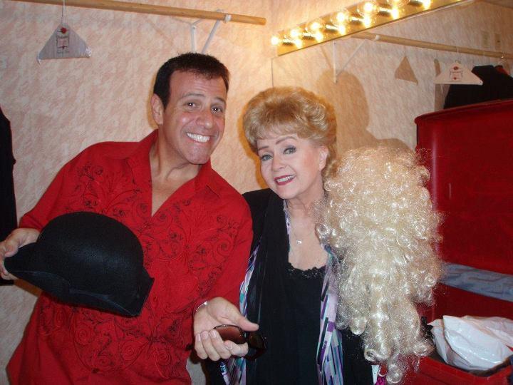 Stephen Sorrentino & Debbie Reynolds