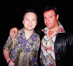 William Hung (She Bangs) and Stephen