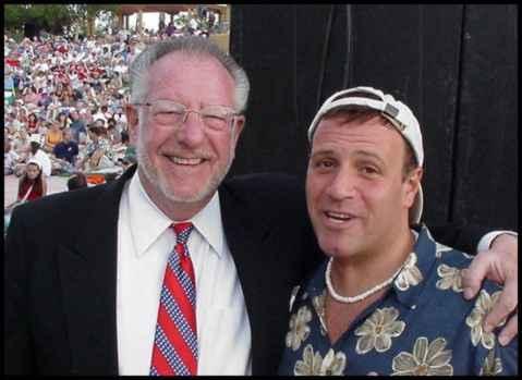 Las Vegas Mayor Oscar Goodman