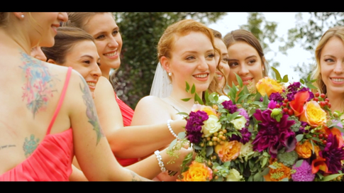 AN OCTOBER WEDDING
