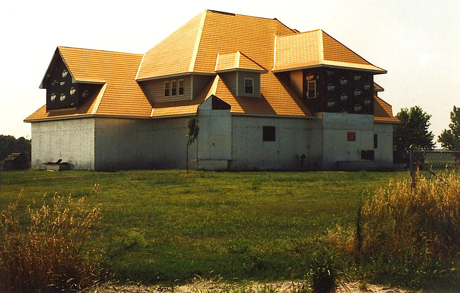 recycled copper roofing shingles