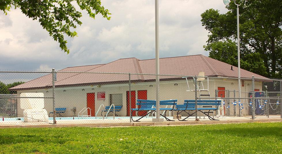 aluminum shingles for community pools