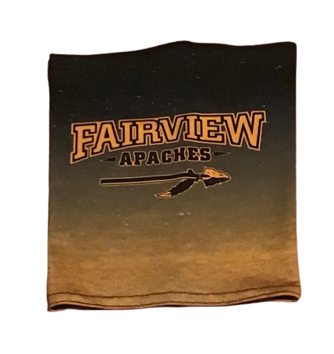 Fairview Apaches Activity Facial Coverings
