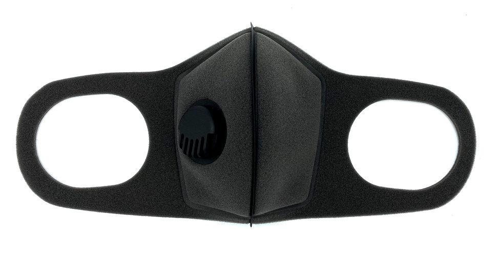 3D Filter-Valve Mask