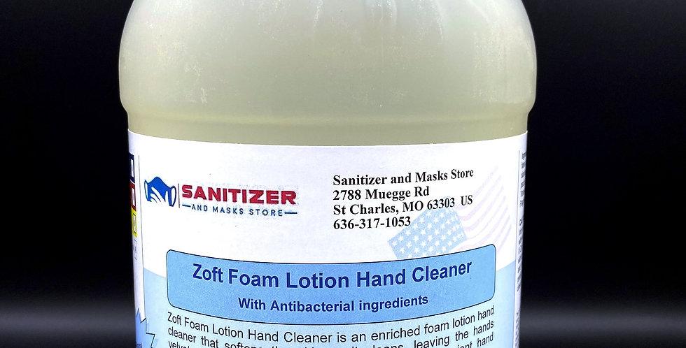 Zoft Foam Antibacterial Lotion Hand Soap