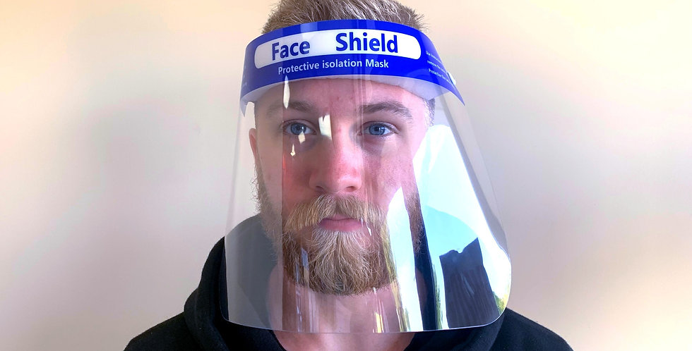 Elastic Band Face Shield