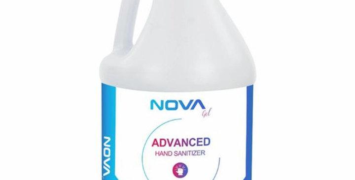 1 Gallon NovaGel - 70% ethyl alcohol moisturizing gel sanitizer