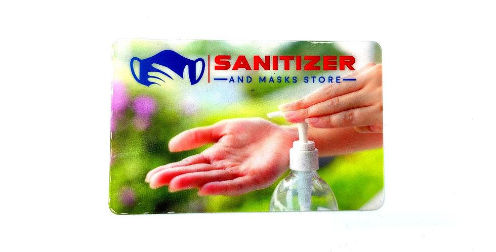 Sanitizer and Masks Gift Cards