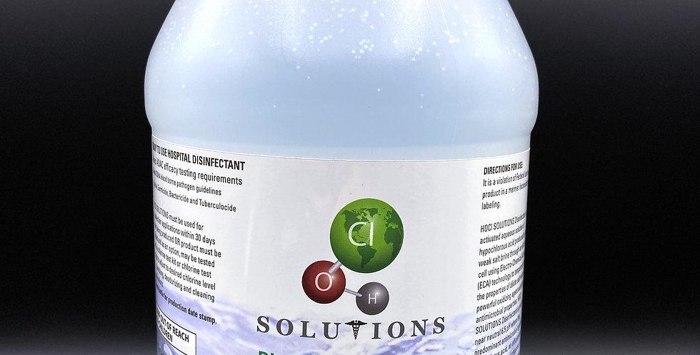 1 Gallon HOCL- Non-Porous Surface Sanitizer Liquid - Alcohol-Free