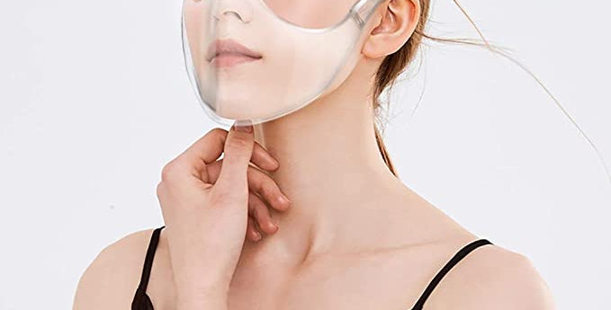 Clarity Face Shield for Adult