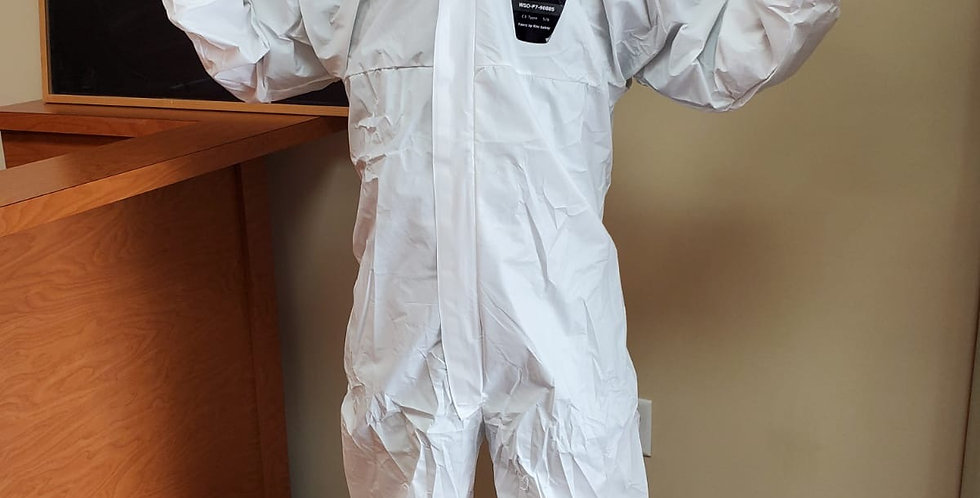 1 Pack - Protection Coverall Level 3