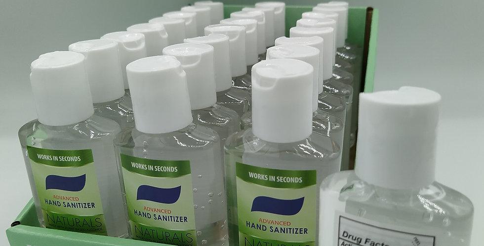 24 (2oz) Pack of Gel Sanitizer