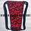 Thumbnail: Empire Red Premier Tucking Gaff w/ Lace Overlay